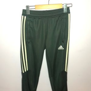 Adidas dark grey pants
